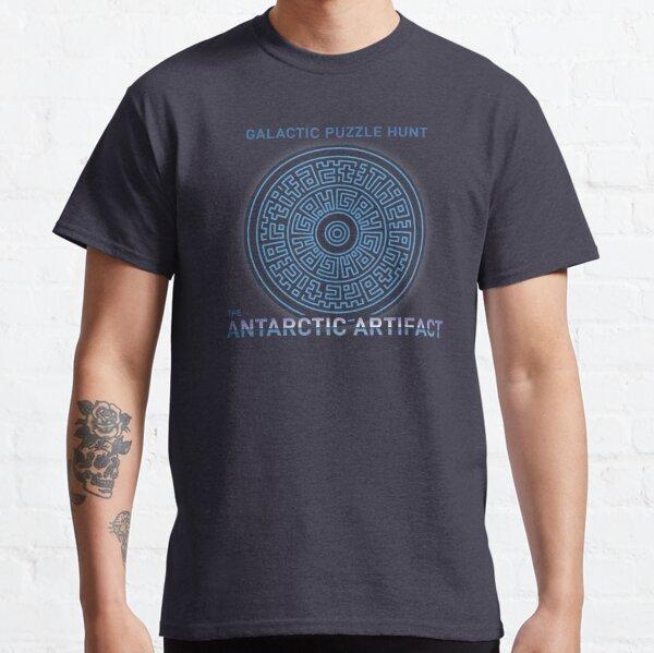 Galactic Puzzle Hunt 2018: The Antarctic Artifact (The Galactic Artifact) Classic T-Shirt