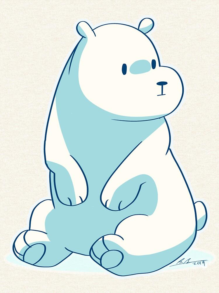 Ice Bear by EpikBecky