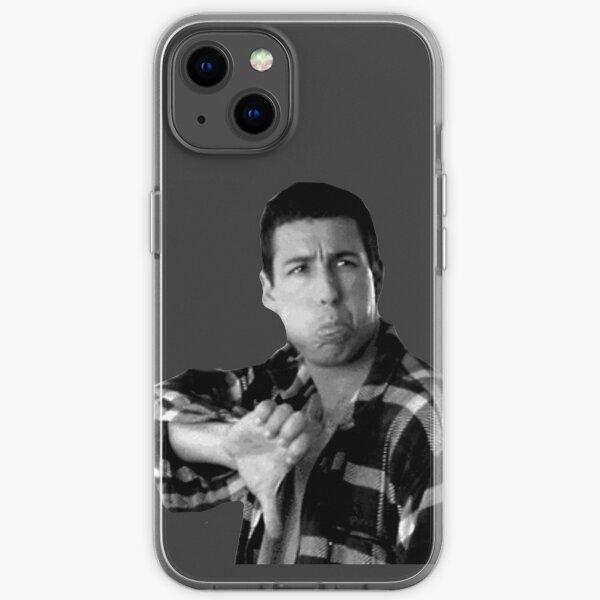 booooo says sandler iPhone Soft Case