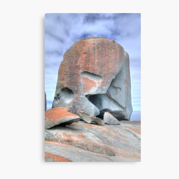Remarkable Rocks, Kangaroo Island, South Australia (HDR) Metal Print