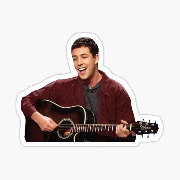 sing it sandler Sticker
