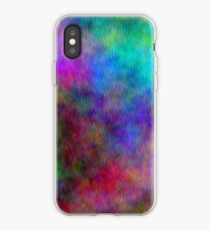 Nebula - Dreamy Psychedelic Space Inspired Art iPhone Case