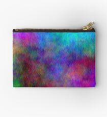 Nebula - Dreamy Psychedelic Space Inspired Art Studio Pouch