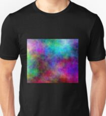 Nebula - Dreamy Psychedelic Space Inspired Art Unisex T-Shirt