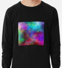 Nebula - Dreamy Psychedelic Space Inspired Art Lightweight Sweatshirt