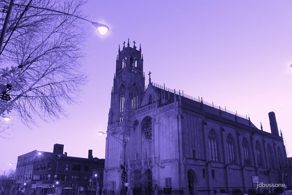 St. Ita's Catholic Church by jdbussone