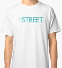 34th Street Magazine Classic Logo Classic T-Shirt