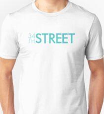 34th Street Magazine Classic Logo Slim Fit T-Shirt