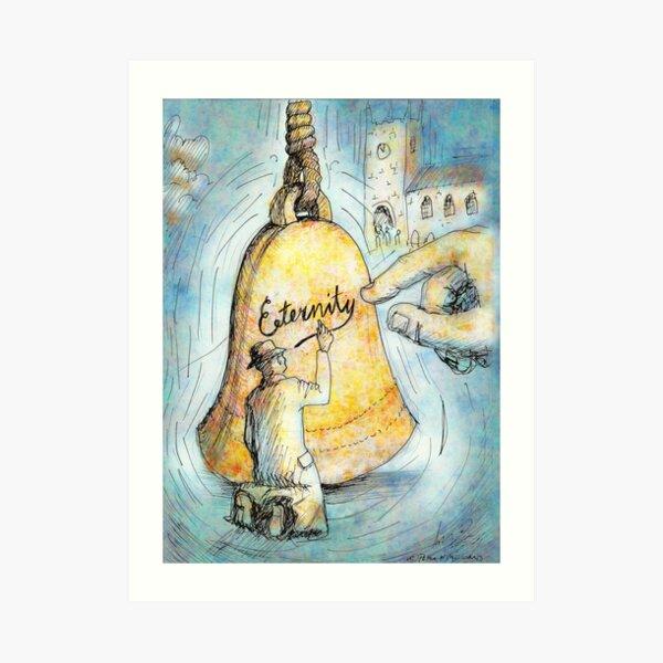 Eternity - Arthur Stace Art Print