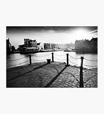 Leith Shore Photographic Print