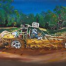 Mud Bashing Buggy by Kim Donald