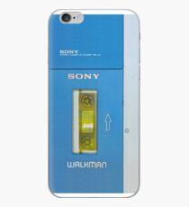 Vinilo o funda para iPhone El viejo walkman de Sony vuelve, vers 2
