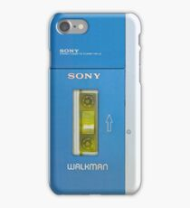 Old sony walkman is back, vers 2 iPhone Case/Skin