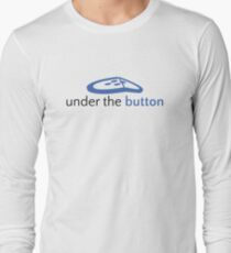 Under the Button Classic Logo Long Sleeve T-Shirt