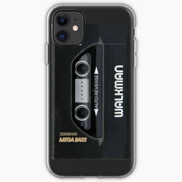 Sony walkman iPhone Soft Case