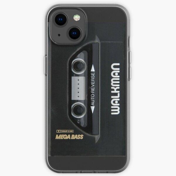 Sony Walkman iPhone Flexible Hülle