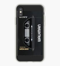 Vinilo o funda para iPhone Walkman de Sony