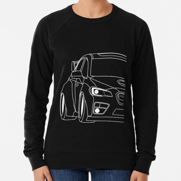 SUBARU WRX STI Lightweight Sweatshirt