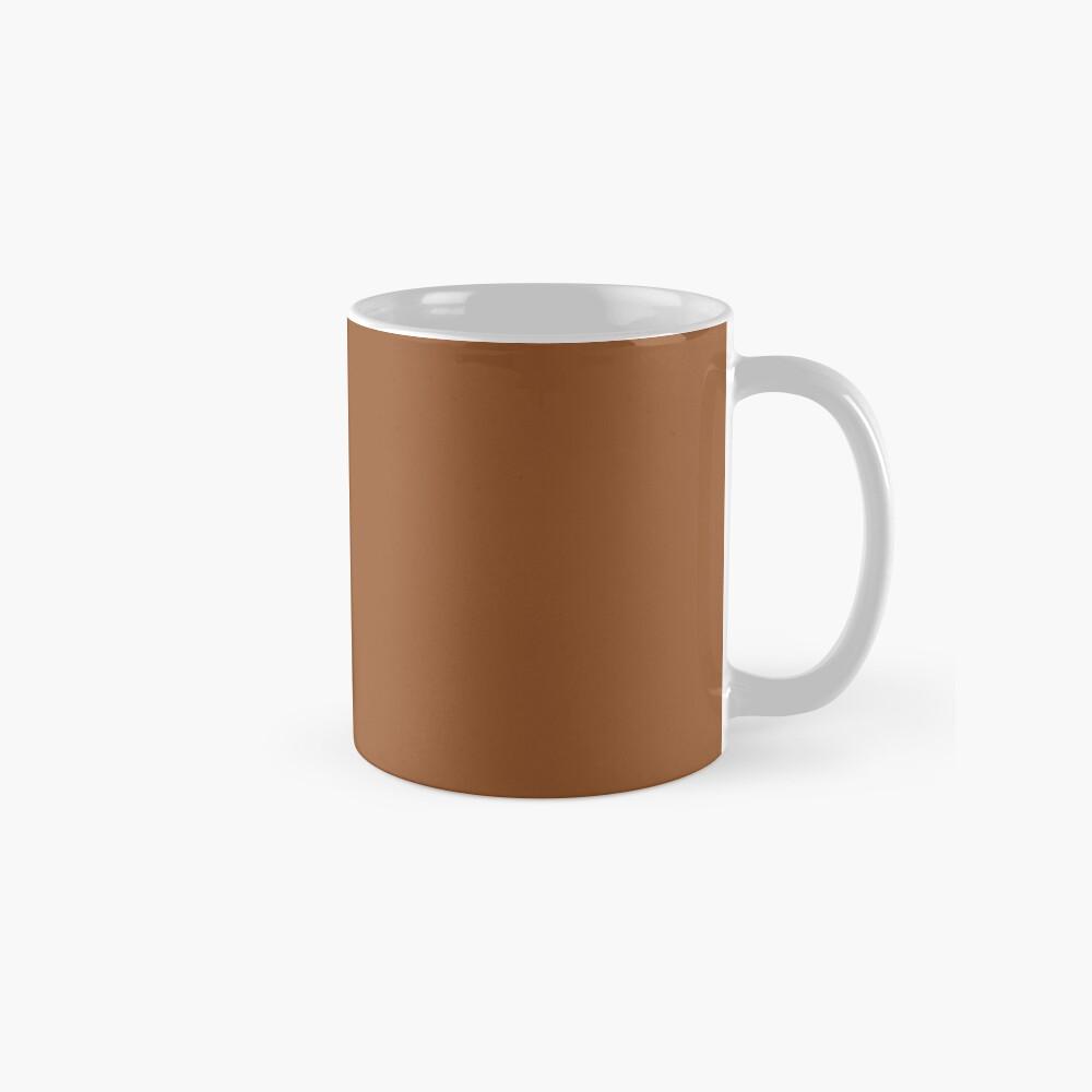 Sugar Almond 18-1155 TCX   Pantone   Color Trends   New York   Fall Winter 2019 2020   Solid Colors   Fashion Colors   Classic Mug