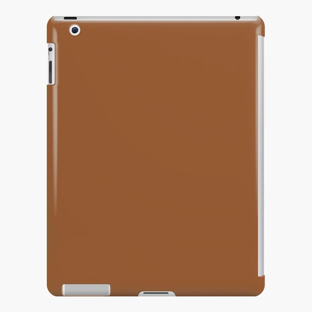 Sugar Almond 18-1155 TCX | Pantone | Color Trends | New York | Fall Winter 2019 2020 | Solid Colors | Fashion Colors | iPad Snap Case