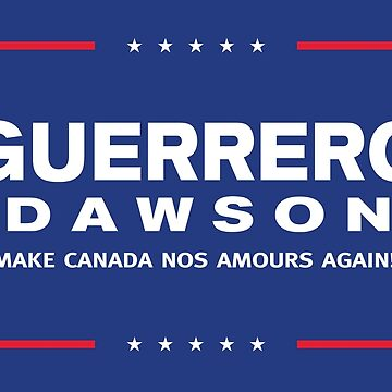 Make Canada Nos Amours Again by MusashinoSports