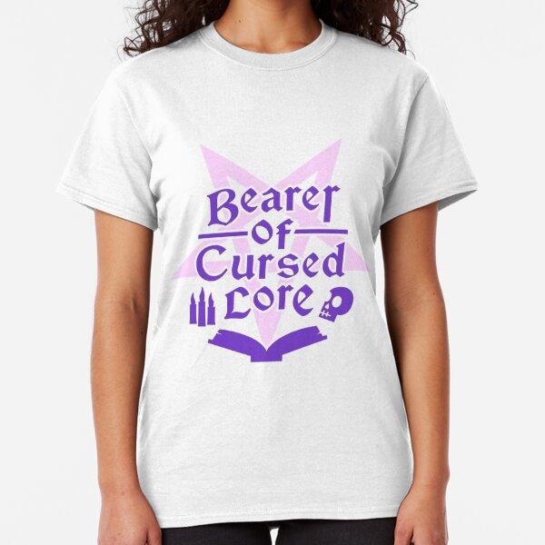 Bearer of Cursed Lore Classic T-Shirt