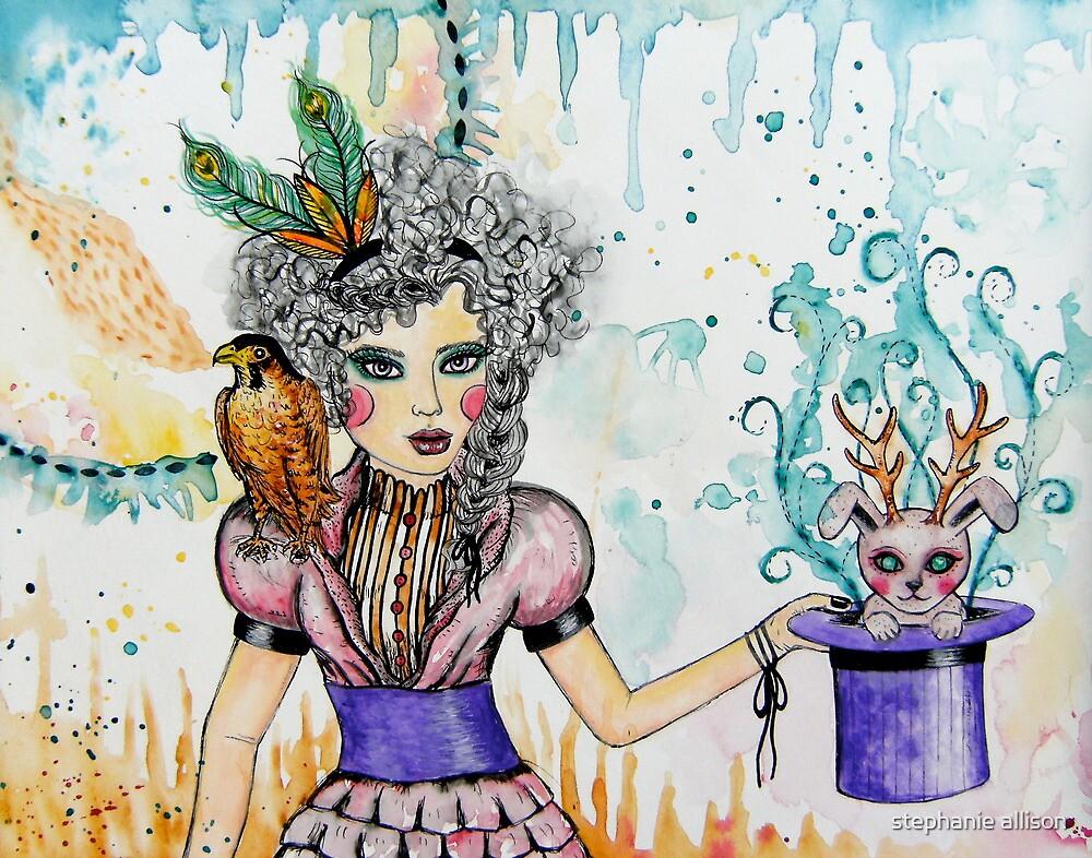 The Magician by stephanie allison