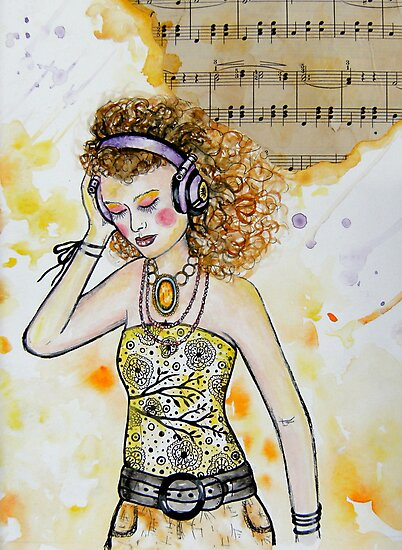 The Music in Me by stephanie allison