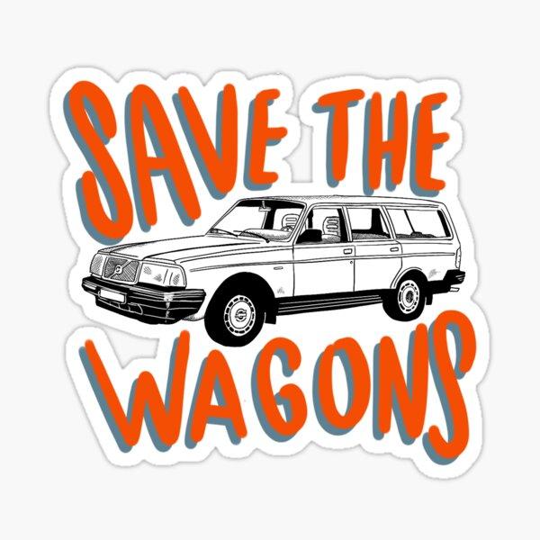 Wagen Sticker