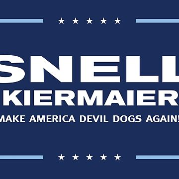 Make America Devil Dogs Again by MusashinoSports
