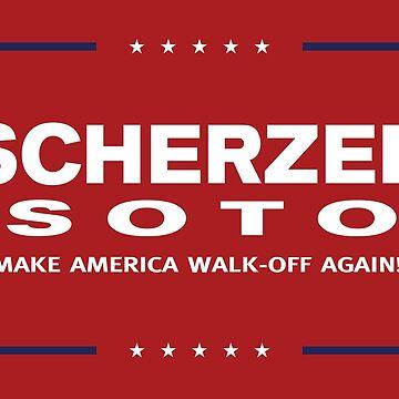 Make America Walk-Off Again by MusashinoSports