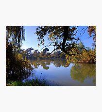 Overhang Photographic Print