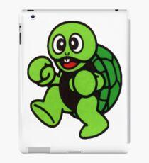Rolling Turtle iPad Case/Skin