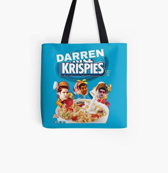 Darren Criss Krispies Tote bag doublé