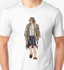 Camiseta unisex El gran Lebowski