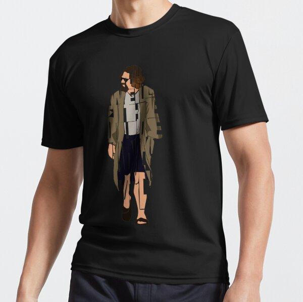 The Big Lebowski Active T-Shirt
