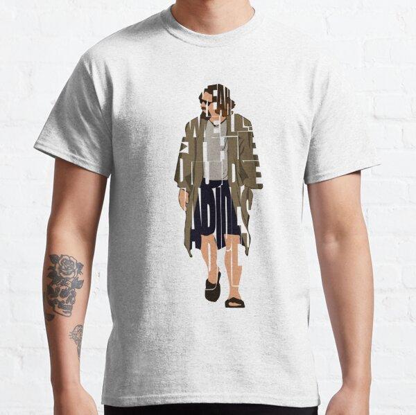 bien. Le mec demeure. '' T-shirt classique