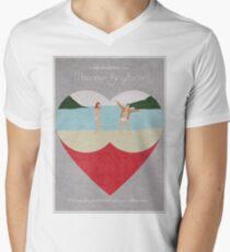 Moonrise Kingdom Men's V-Neck T-Shirt