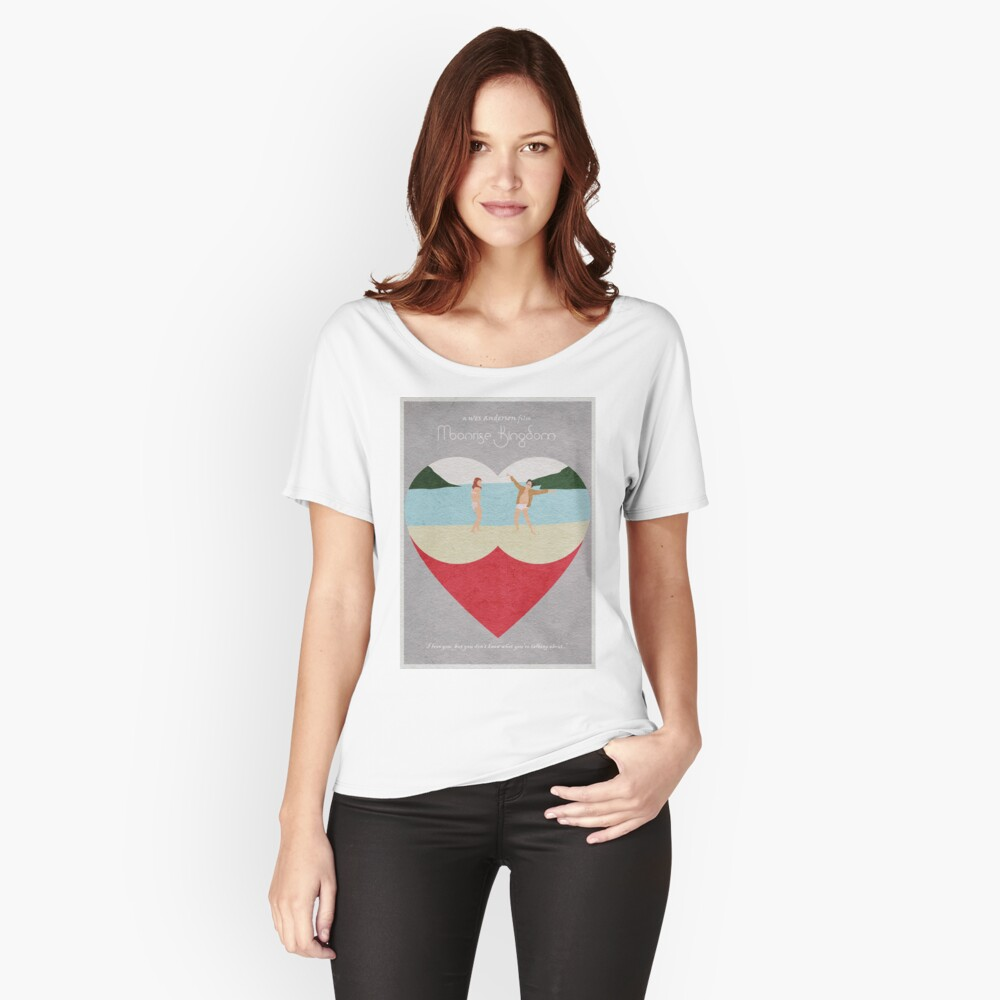 Moonrise Kingdom Loose Fit T-Shirt