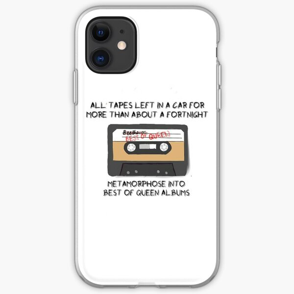 Best Of Queen iPhone Soft Case