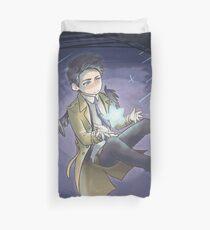 Übernatürliches - Castiel - Sternenstaub Bettbezug