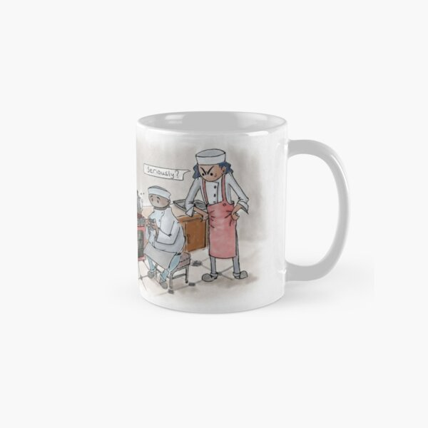 Seriously?...Chief Classic Mug