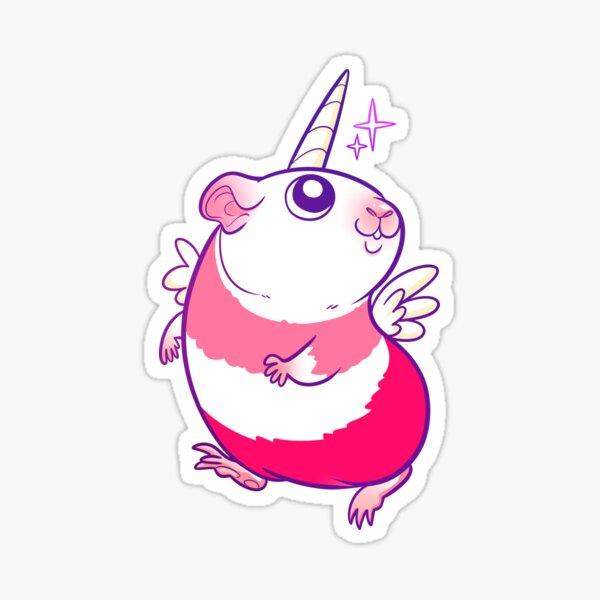 Piggycorn Pegatina