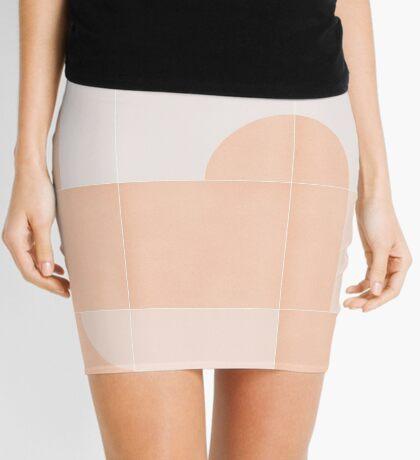 Retro Tiles 06 #redbubble #pattern Mini Skirt