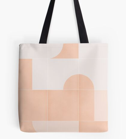 Retro Tiles 06 #redbubble #pattern Tote Bag