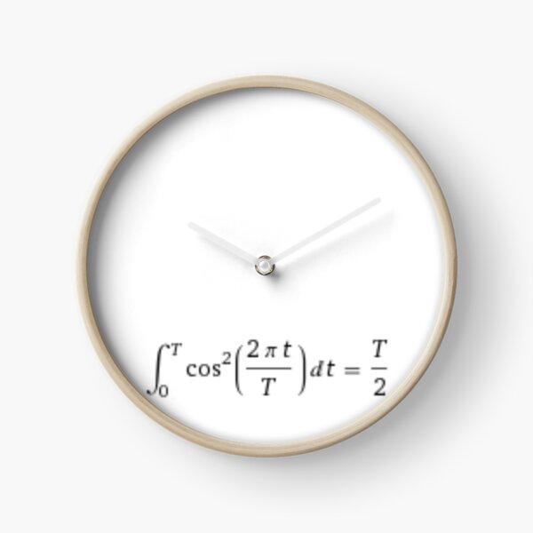 #Integral #Calculus #DefiniteIntegral #Function Clock