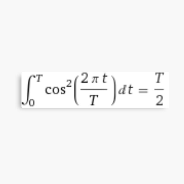 #Integral #Calculus #DefiniteIntegral #Function Metal Print