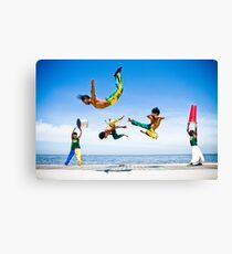 Capoeira - Warriors of Brazil Canvas Print