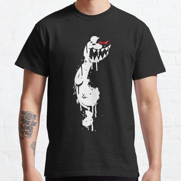Painted Monokuma Classic T-Shirt