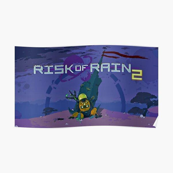 Risk of Rain 2 Poster